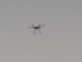 Military drone or a UFO high up in the sky image 63